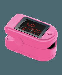 $50..Pink pulse ox meter :D i love it!!!!! Every Medical assistant and/or medical facility needs one!!!!! *Comes in different colors* Prestige+Basic+Fingertip+Pulse+Oximeter