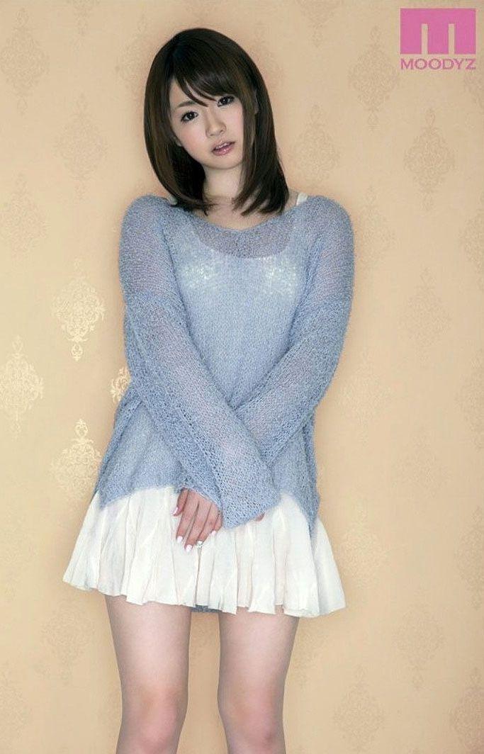 Yui Nishikawa   Japanese Women   Ruffle blouse, Asian ...  Yui Nishikawa  ...