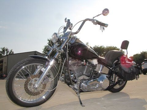 1998 Used REV-TEC SOFTAIL CUSTOM FXSTC REV TEC SOFTAIL at Used Motorcycle Store Serving Chicago, Naperville, & Rockford, IL,…