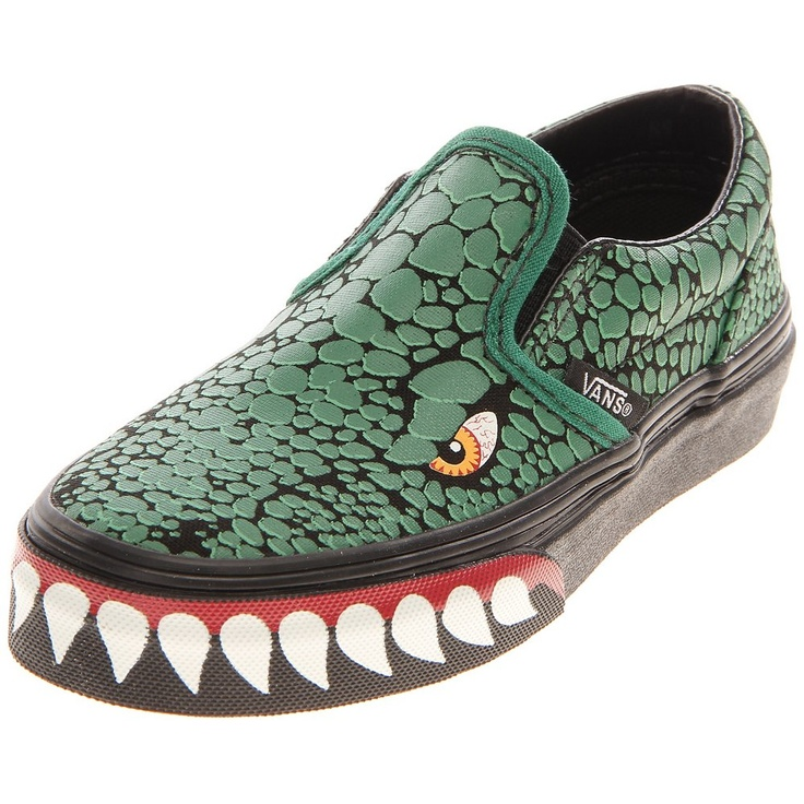 Vans Toddler Dinosaur Shoes
