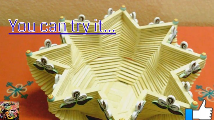 How To Draw A Beautiful Flower Basket : Best images about popsicle sticks crafts on