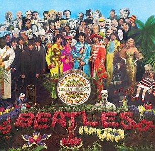 Peter Blake- Collage of popular culture