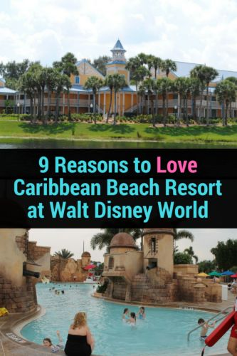 Is your family looking for a Caribbean vibe during your next Walt Disney World Resort vacation? The last reason is my favorite, what's yours?