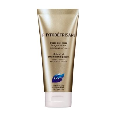 2 in 1 product for me. Straightens and treats my hair. Love this light and non greasy texture. I use it after blow dry all over my hair.  Phyto PhytoDefrisant Botanical Straightening Balm #HairToFallFor