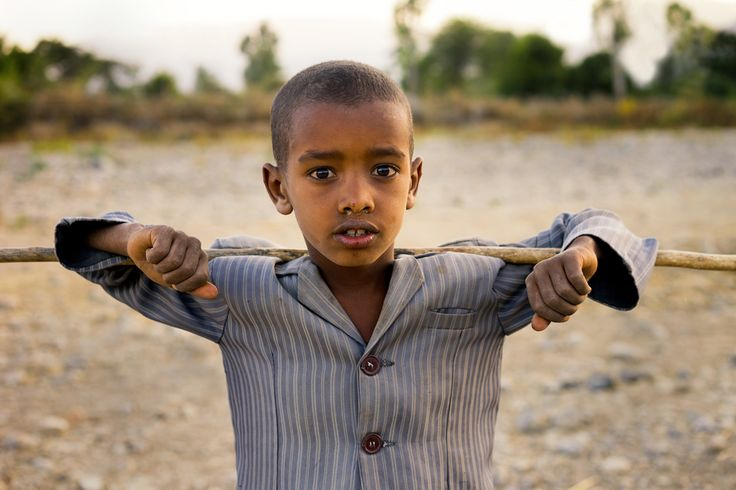 Portrait of a Tigrayan shepard boy in Northern #Ethiopia. #people #pod #photo #photog #travel