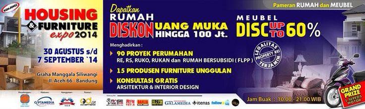 Housing & Furniture Expo 2014 - Bandung