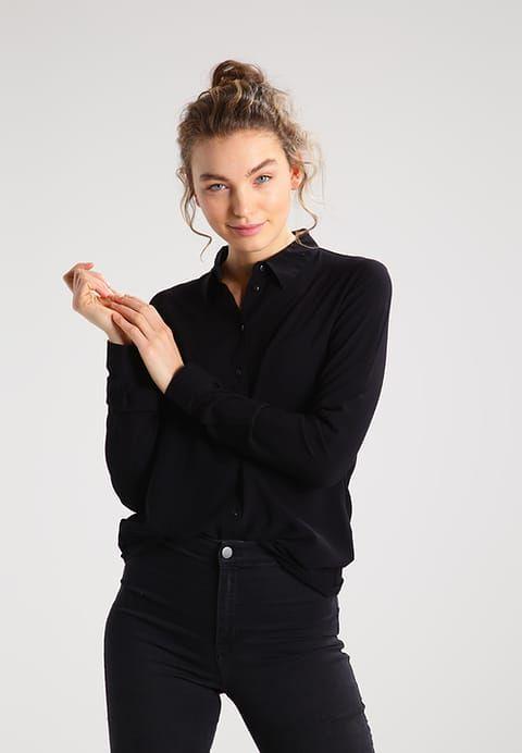 JDY JDYSPOTTY - Koszula - black za 84 zł (16.05.17) zamów bezpłatnie na Zalando.pl.