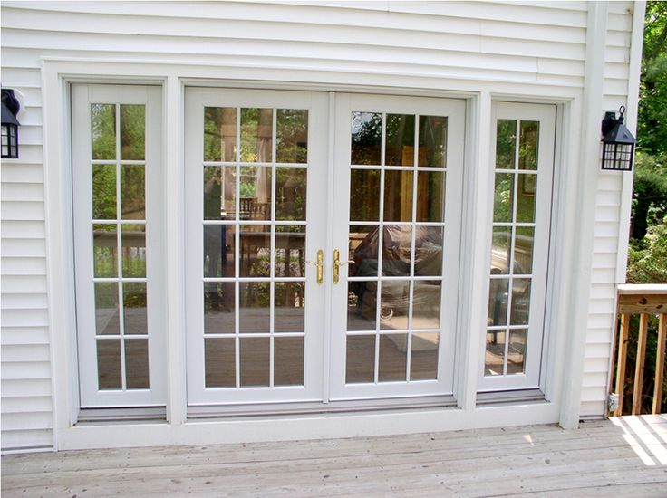 Best 25 sliding french doors ideas on pinterest sliding for Sliding glass doors that look like french doors