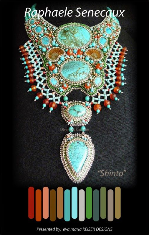 Eva Maria Keiser Designs: Artisan Colorway: Raphaele Senecaux Blog:  http://www.leblogderaphales.com/
