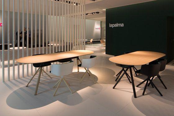 FORK table. La Palma. BLACK LEGS