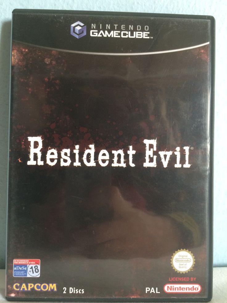 Resident Evil game.