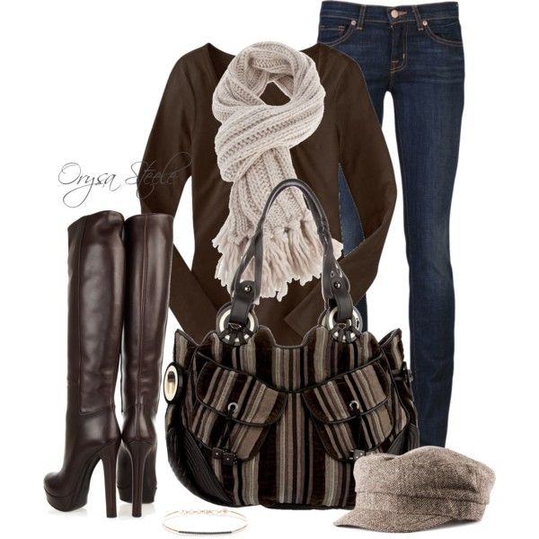 Autumn Harvest - PolyvoreHats, Fall Clothing, Fall Fashion Outfits, Fall Outfits, Autumn Harvest, Fashion Fall, Old Navy, Bags, Boots