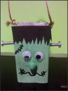 monster juice box | Fun for Fall | Pinterest