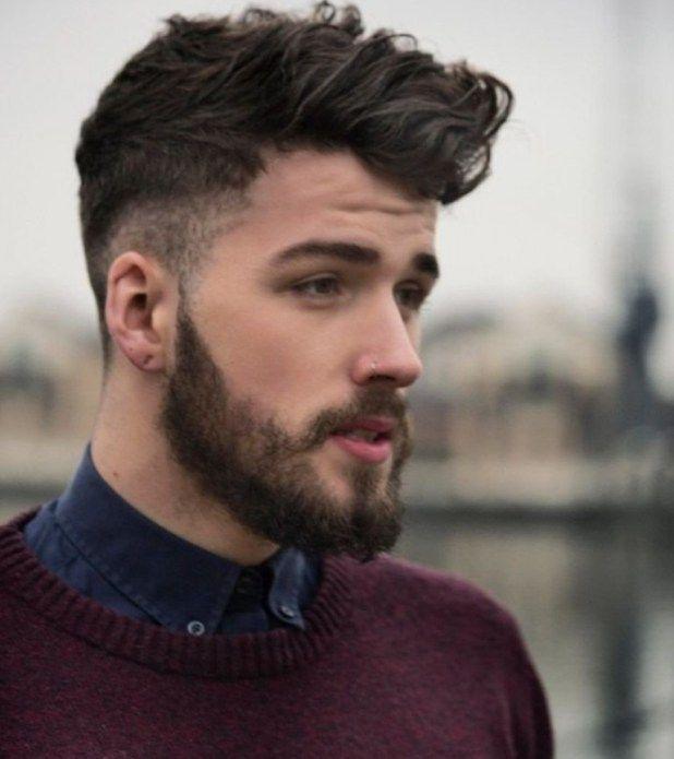 Awesome 1000 Ideas About Beard Styles For Men On Pinterest Beard Styles Short Hairstyles Gunalazisus