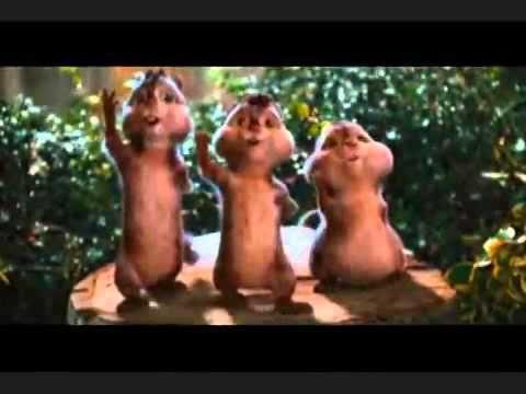 Chipmunks - Happy Birthday to You!!! - YouTube