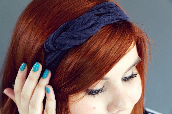 #DIY : Comment transformer un vieux t-shirt en #headband bohème ?