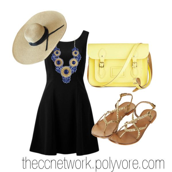 """Comfortable Cookout Outfit"" by theccnetwork on Polyvore"