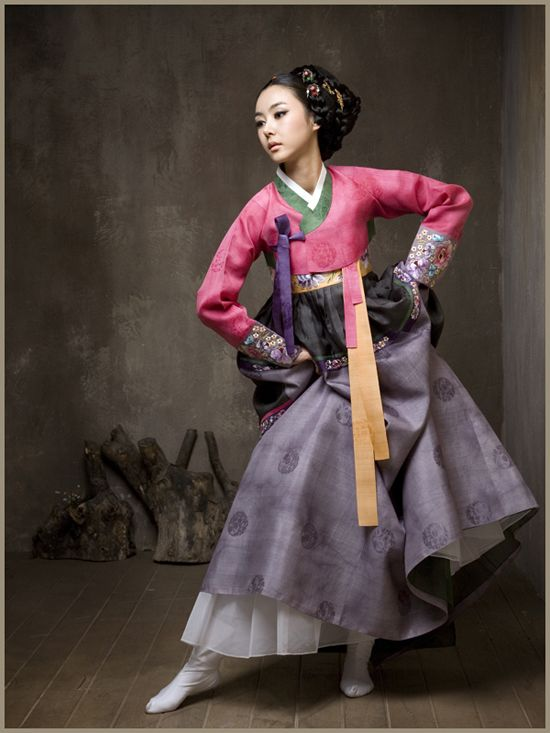 Gallery of Colorful Hanbok for every occasion