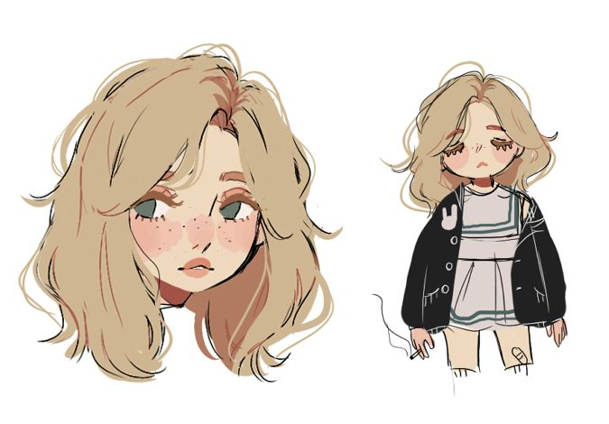 youtu.be/2l-Cvd63gDk she was supposed to be a secret oc but that isn't relevant anymore--