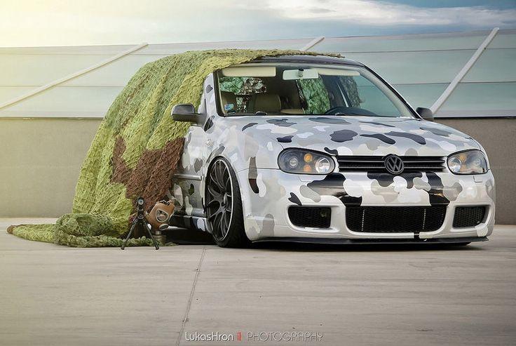 Volkswagen Golf IV | tsū