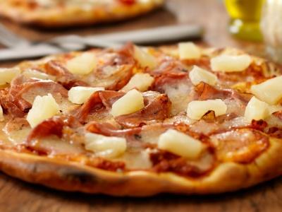 Pizza hawajska/ Hawaiian pizza, www.winiary.pl