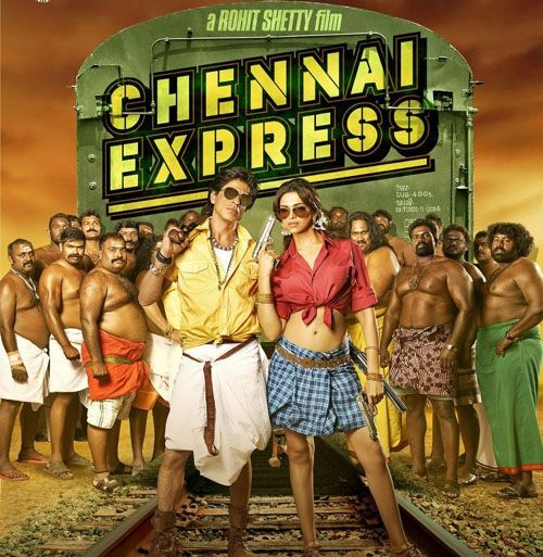 One Two Three Four - Chennai Express (2013) | Video Songs http://www.indianmusicforum.com/2013/09/one-two-three-four-chennai-express-2013.html