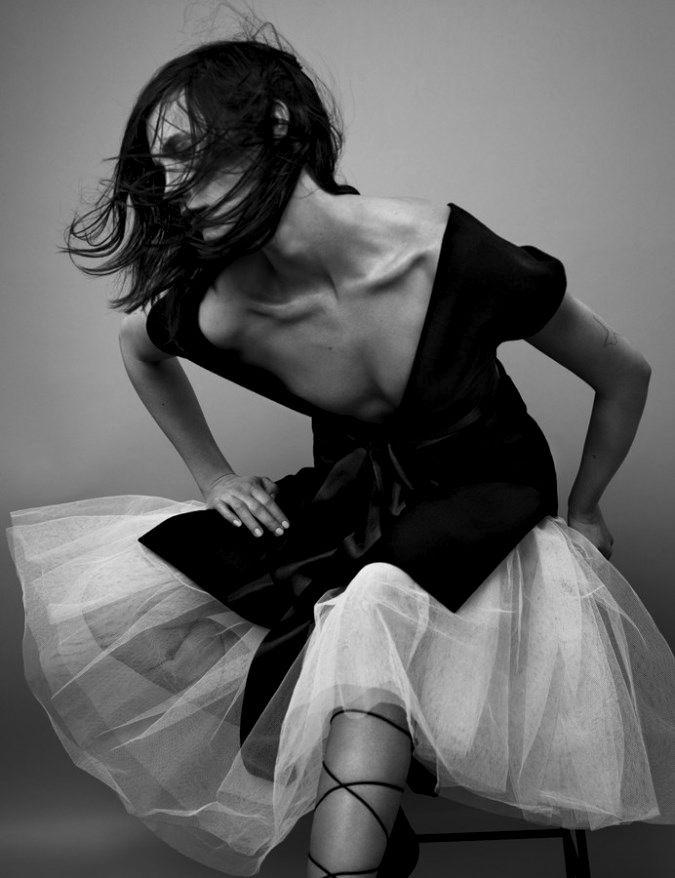 """nyarlotep: nothingpersonaluk:   Vogue UK """"Age of Beauty""""..."""