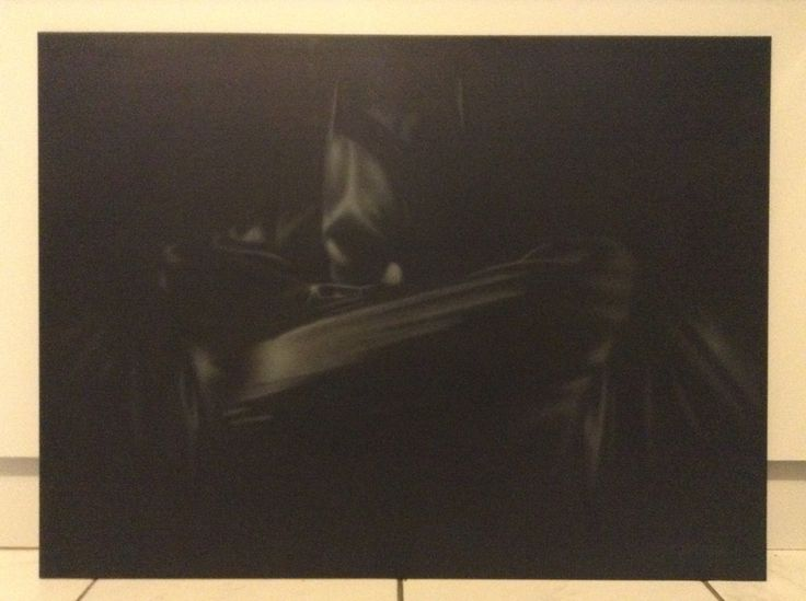 Batman Airbrush Artwork Airbrushed by Allysha Taylor  #batman #airbrushartwork #airbrushart #art #artwork #airbrushing #batmanfan #fanart #batmanportrait #batmanart #movies #movie #thedarkknight