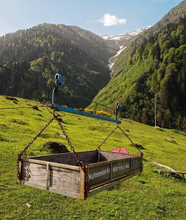 Turkey: Kaçkar Mountains near the Black Sea | Minor Sights