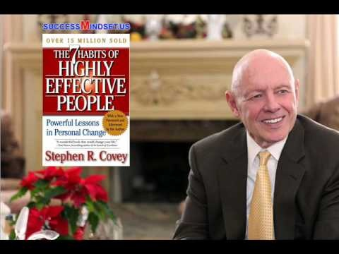 how does covey s habit 1 be proactive In the seven habits of highly effective people,  habit 1: be proactive covey distinguishes  in the 8th habit covey argued that today's new reality requires.