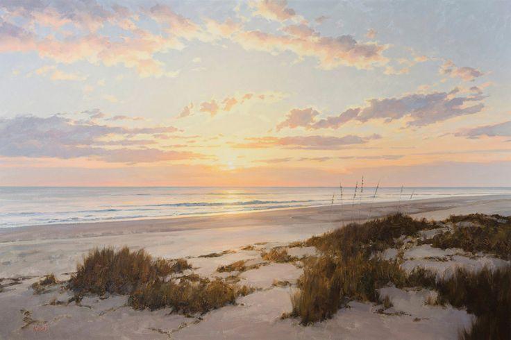 Resplendent Morning  |  oil  |  40 x 60 inches Michael B. Karas