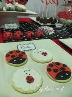 Eventos Romina de G: Vaquitas de San Antonio / Ladybugs Party
