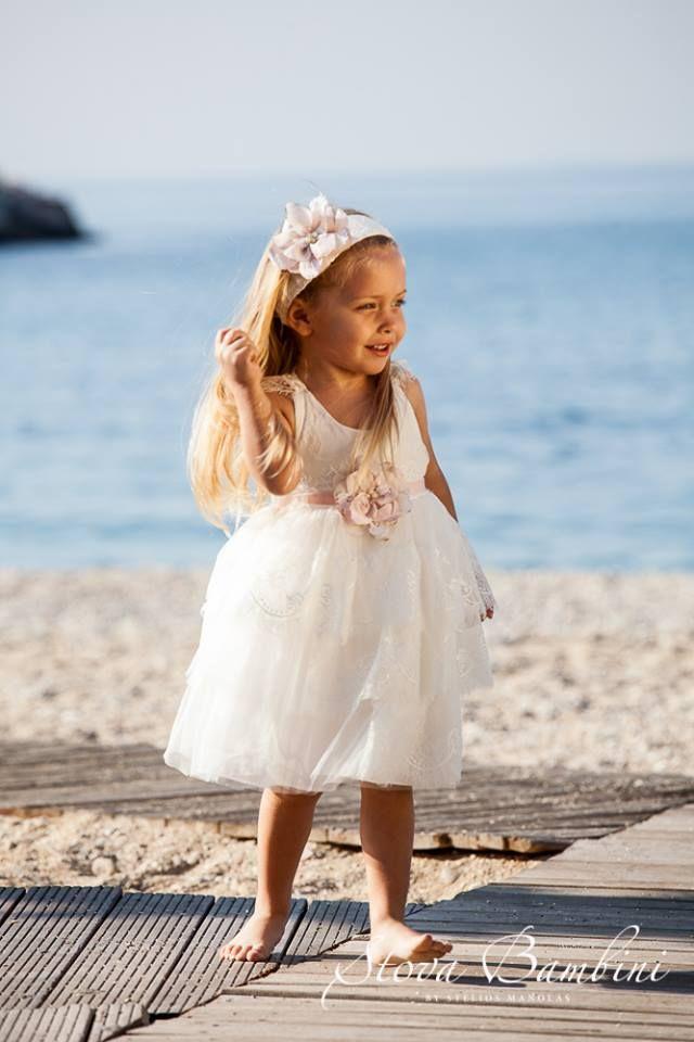 Λατρεμένο χειροποίητο βαπτιστικό φορεμα! δείτε το πως το προτείνουμε στο www.angelscouture.gr