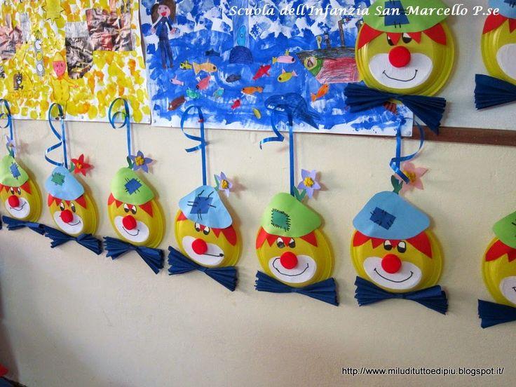 Milù, di tutto e di più!: Oggi a scuola... un dolce Carnevale
