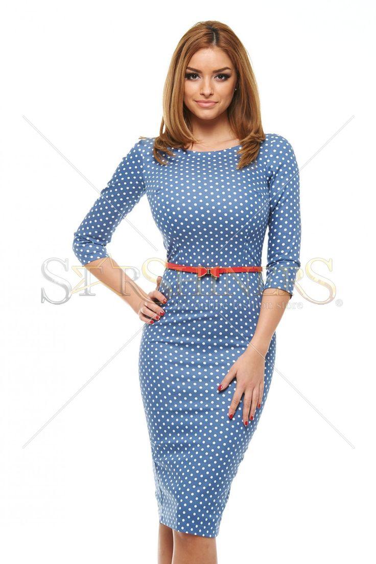 StarShinerS Intuitive DarkBlue Dress
