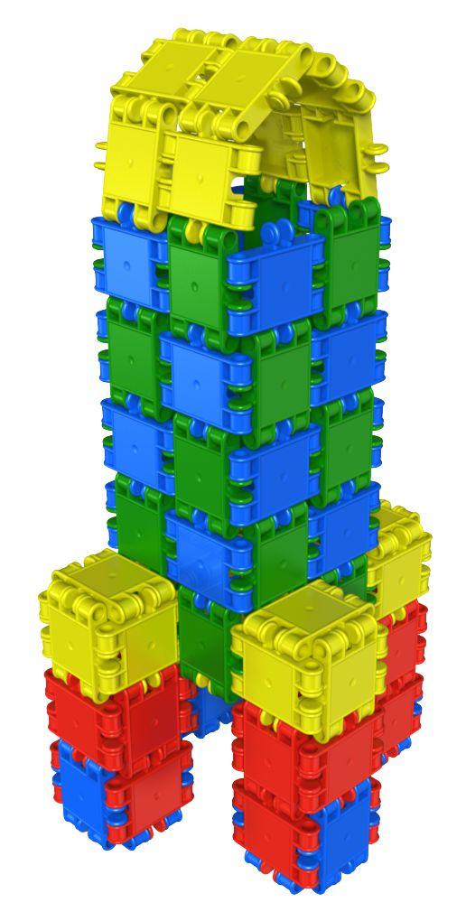 Clics raket bouwen
