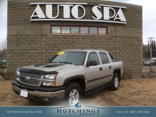 2004 CHEVROLET PICKUP AVALANCHE http://equipmentready.com/ #truck
