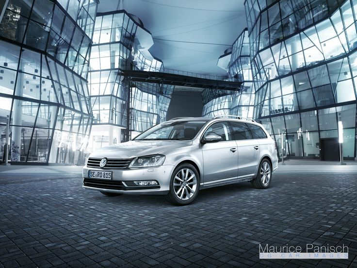 VW Passat 2010 by Maurice Panisch
