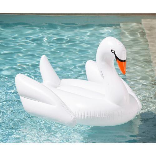 Boia Inflável Gigante Cisne Branco - Submarino.com