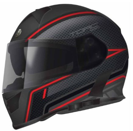 Torc T14B Blinc Loaded Scramble Mako Full Face Helmet
