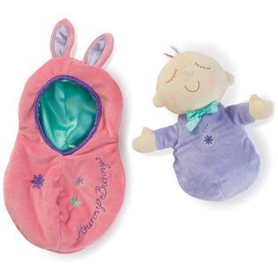 Snuggle Pod Hunny Bunny Doll