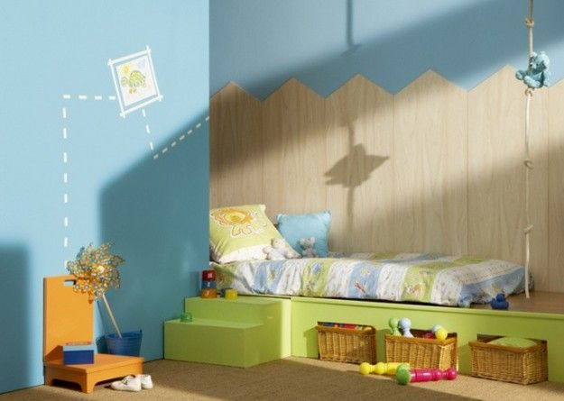 Oltre 1000 idee su Pareti Azzurro su Pinterest  Colori Delle Pareti ...