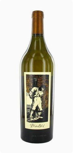 Prisoner Wine Co. 2012 Blindfold White, California . Great white wine!!