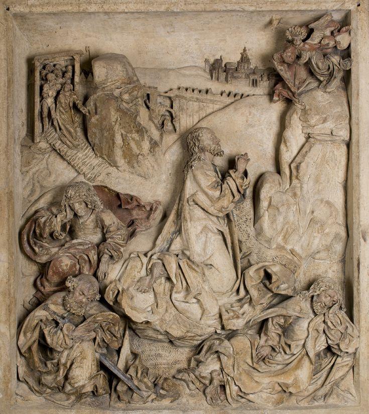 Wit Stwosz, Chrystus w Ogrojcu z cmentarza przy kościele Mariackim w Krakowie