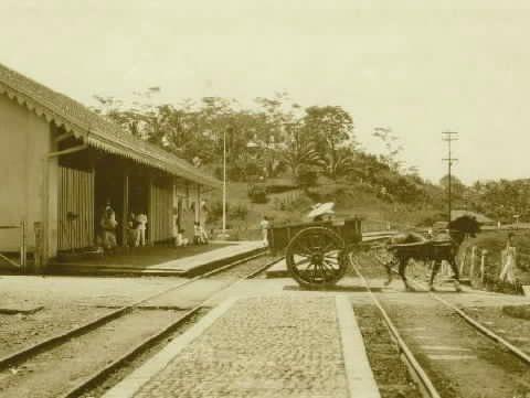 Stasiun Batu Tulis Bogor