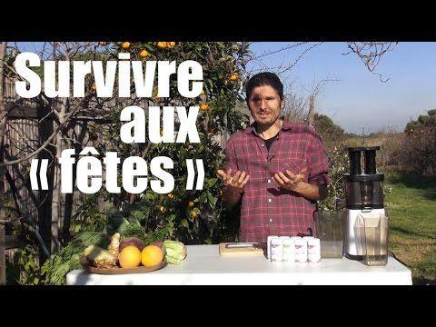 """Survivre aux Fêtes ! + jus anti """"gueule de bois"""" - Terra Incognita Jour ..."""