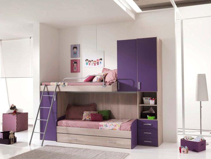 Έπιπλα Σπιτιού - Παιδικό Υπνοδωμάτιο Full Comp. F