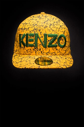These Kenzo Caps Are So Rad, We Want To Wear Them On Good Hair Days