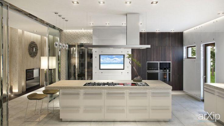 современная кухня: интерьер, квартира, дом, кухня, современный, модернизм, 20 - 30 м2 #interiordesign #apartment #house #kitchen #cuisine #table #cookroom #modern #20_30m2 arXip.com