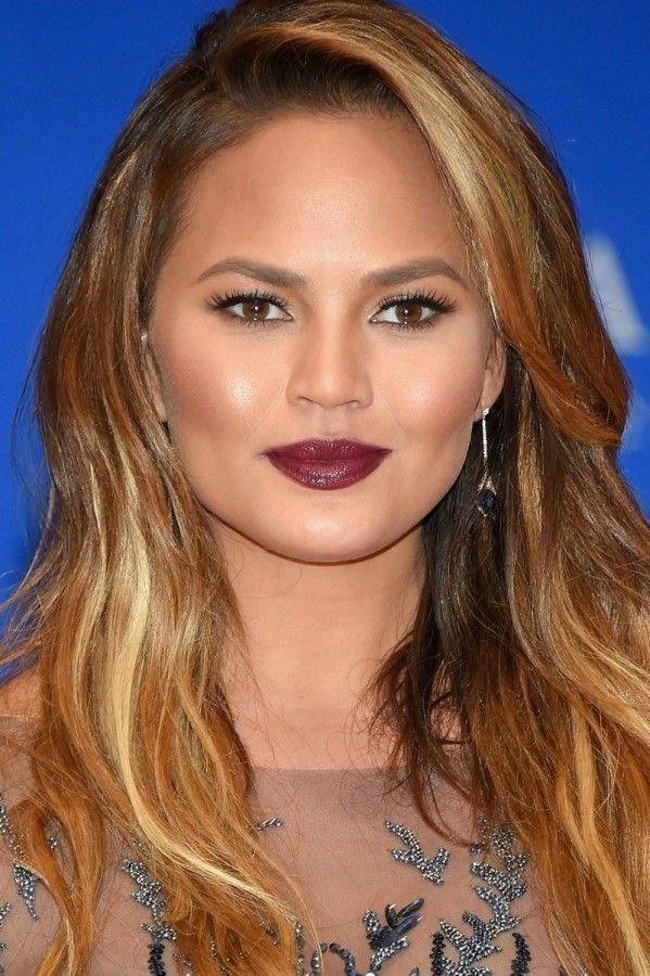 Сливовая помада — актуальная тенденция в макияже 5